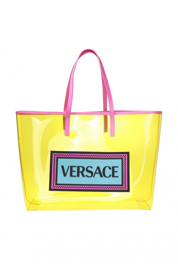 8cab8cbbb15 Branded shopper bag Versace - Vitkac shop online