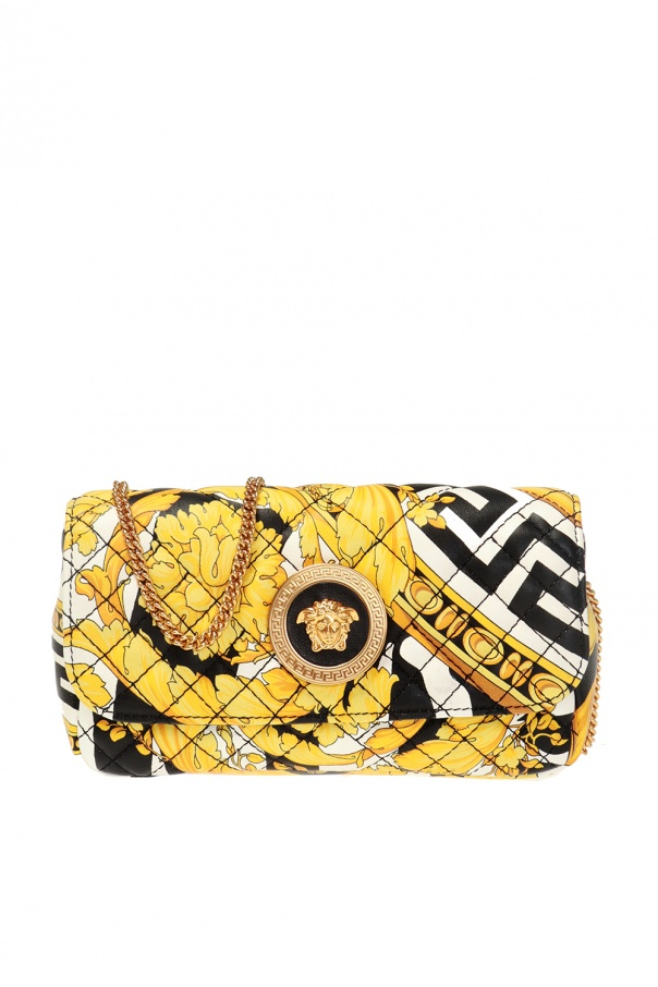 Medusa head shoulder bag od Versace