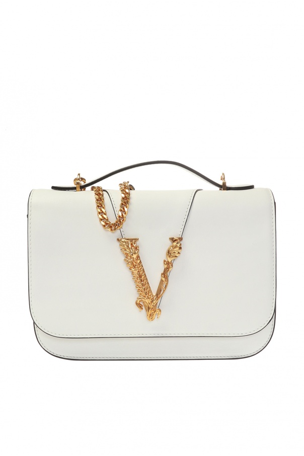 'virtus' shoulder bag od Versace