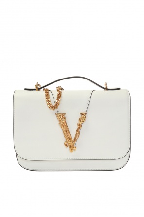 Branded shoulder bag od Versace