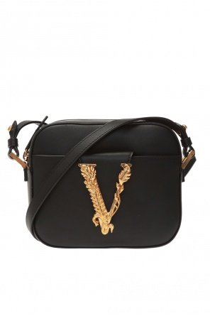 Branded shoulder bag od Versace