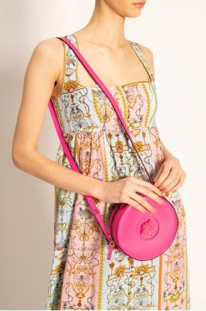 Torba na ramię z logo od Versace
