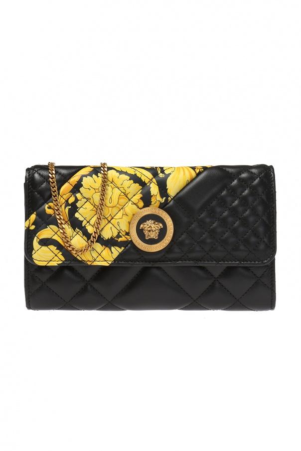 ca00e28eed Medusa head quilted shoulder bag Versace - Vitkac shop online