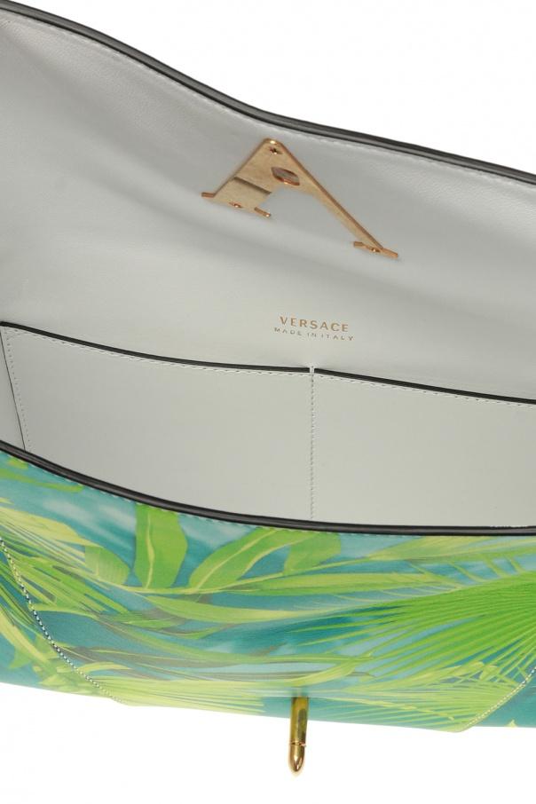 Kopertówka z logo od Versace