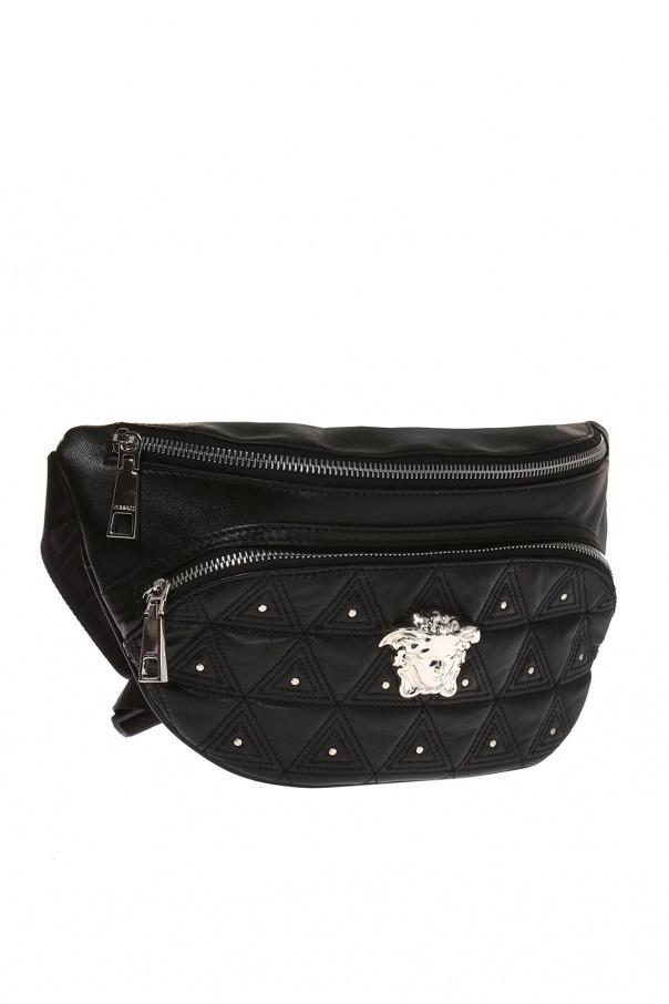 Medusa Head Kidney Bag Od Versace