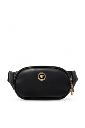 Branded belt bag od Versace