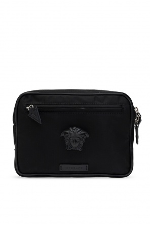 Embellished belt bag od Versace