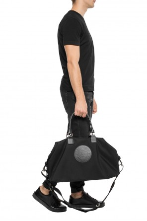 Carryall bag with a patch od Dsquared2