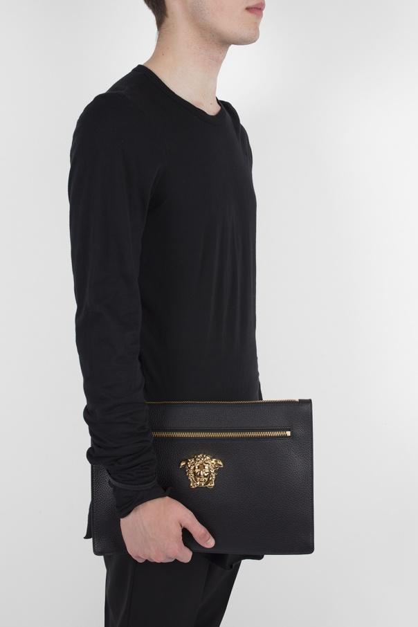 Medusa head clutch Versace - Vitkac shop online 70a5328156