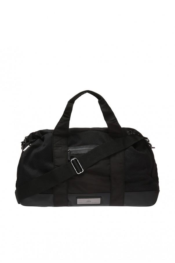 Sports bag with a logo ADIDAS by Stella McCartney - Vitkac shop online f327ff423a