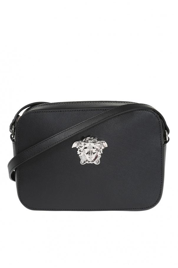 82e547083e66 Leather shoulder bag Versace - Vitkac shop online