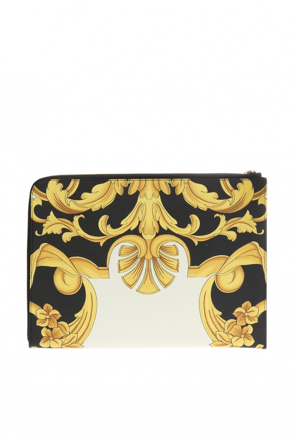 Baroque clutch od Versace