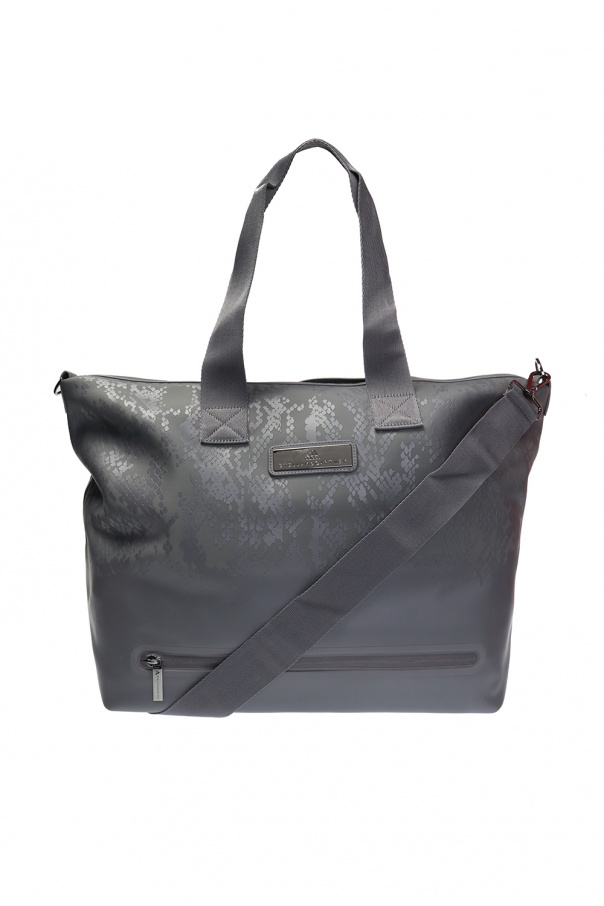 Branded holdall ADIDAS by Stella McCartney - Vitkac shop online 353fad65f1260