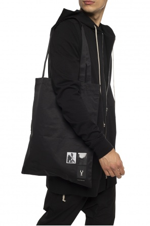 Patched shopper bag od Rick Owens DRKSHDW