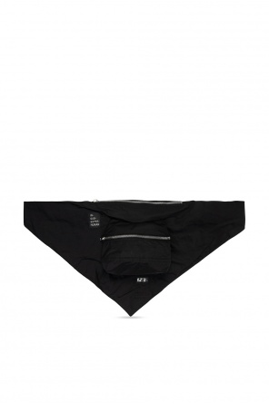 Belt bag with logo od Rick Owens DRKSHDW
