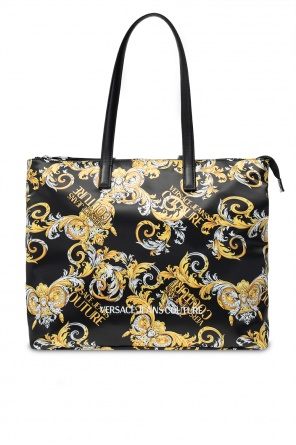 Patterned shopper bag od Versace Jeans Couture