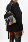 Versace Jeans Couture Backpack with logo