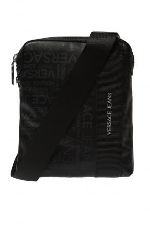 cdb25e4efc ... Patterned shoulder bag with logo od Versace Jeans