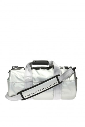 Branded holdall bag od Diesel