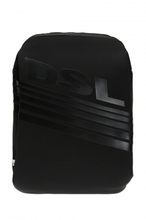 Printed backpack od Diesel