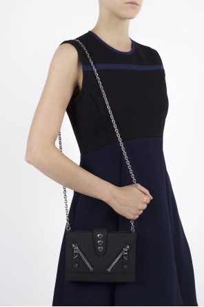 Leather shoulder bag od Kenzo