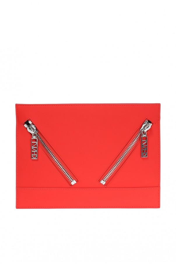Kenzo Leather clutch