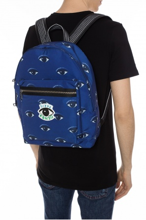 Eye motif backpack od Kenzo