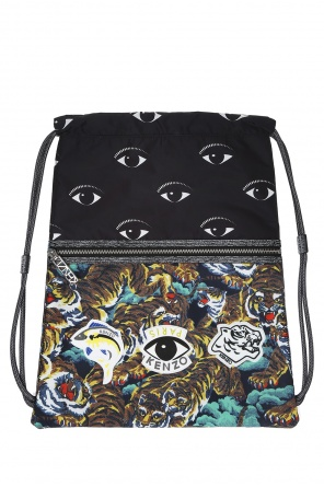 Patterned backpack od Kenzo