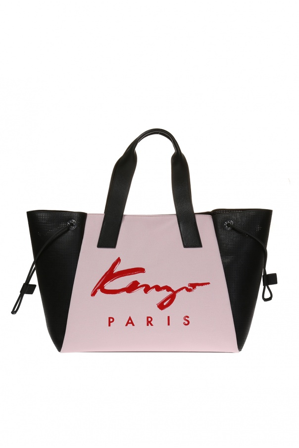7d5971f58a Logo-printed shopper bag Kenzo - Vitkac shop online