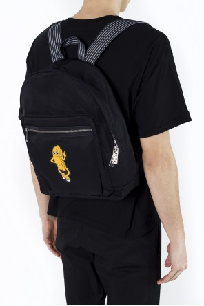 Patched backpack od Kenzo