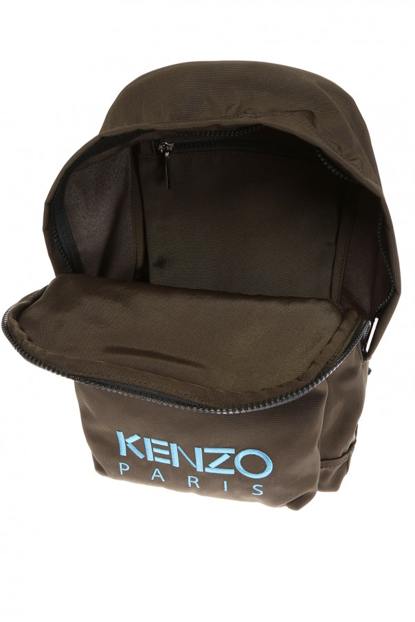Backpack with tiger's head od Kenzo