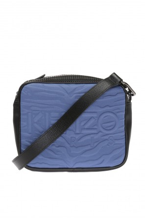 Embossed shoulder bag od Kenzo