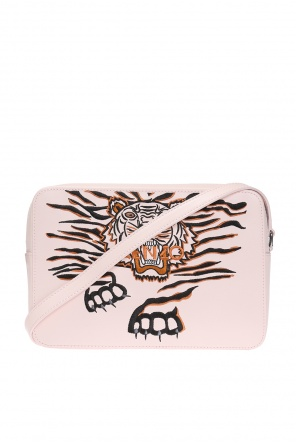 Embroidered tiger shoulder bag od Kenzo