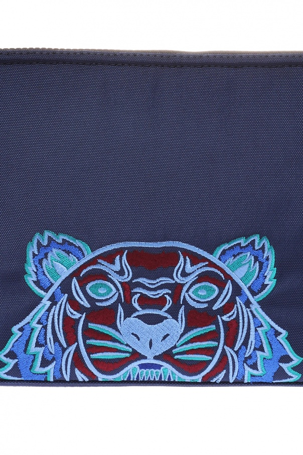fbc0be1a iPad case with tiger head motif Kenzo - Vitkac shop online