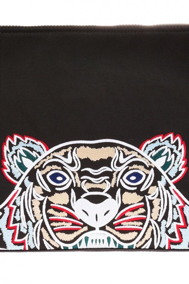 e46d552d Laptop case with tiger head motif Kenzo - Vitkac shop online