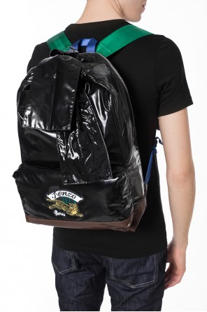 Lace-up backpack od Kenzo