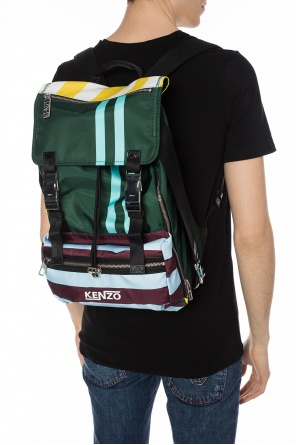 Striped backpack od Kenzo