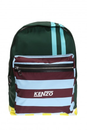 'hyper' backpack with logo od Kenzo