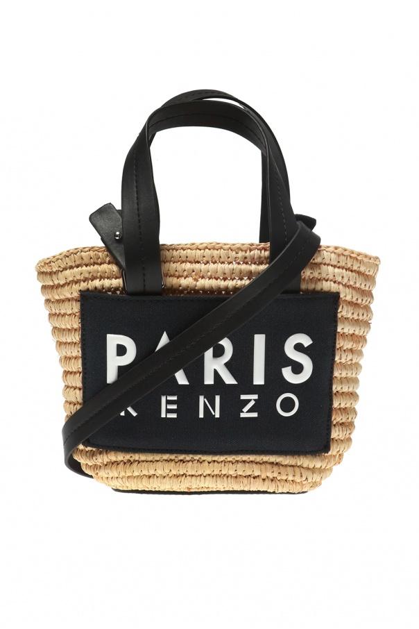 Shoulder bag with decorative logo Kenzo - Vitkac shop online 7bf98eaa65910