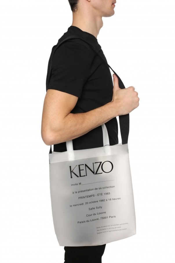 cb38f94630c Invitation' shopper bag Kenzo - Vitkac shop online
