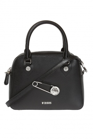 Safety-pin shoulder bag od Versace