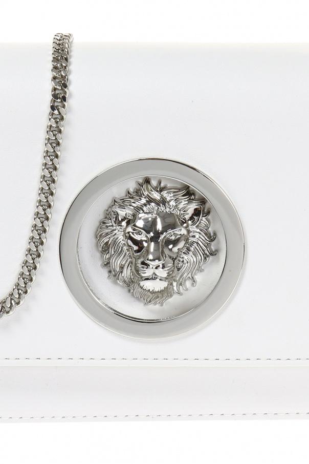 a43b125c04b7 Metal lion head shoulder bag Versace Versus - Vitkac shop online