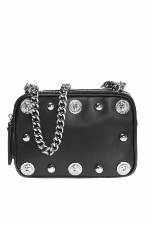 Studded shoulder bag od Versace Versus