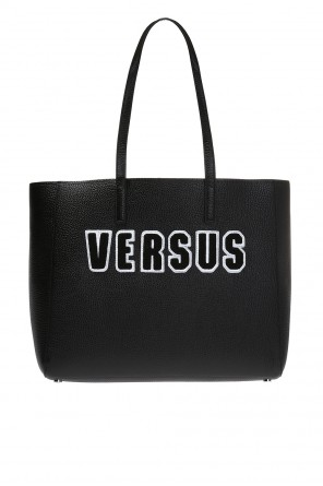 Branded shopper bag od Versace Versus