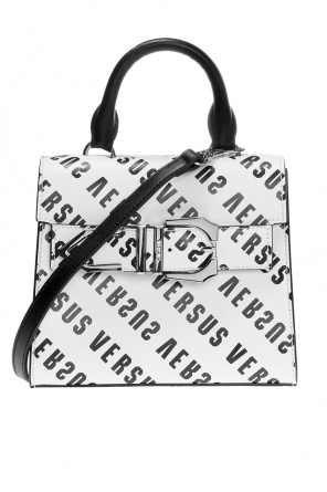 Shoulder bag with logo od Versace Versus