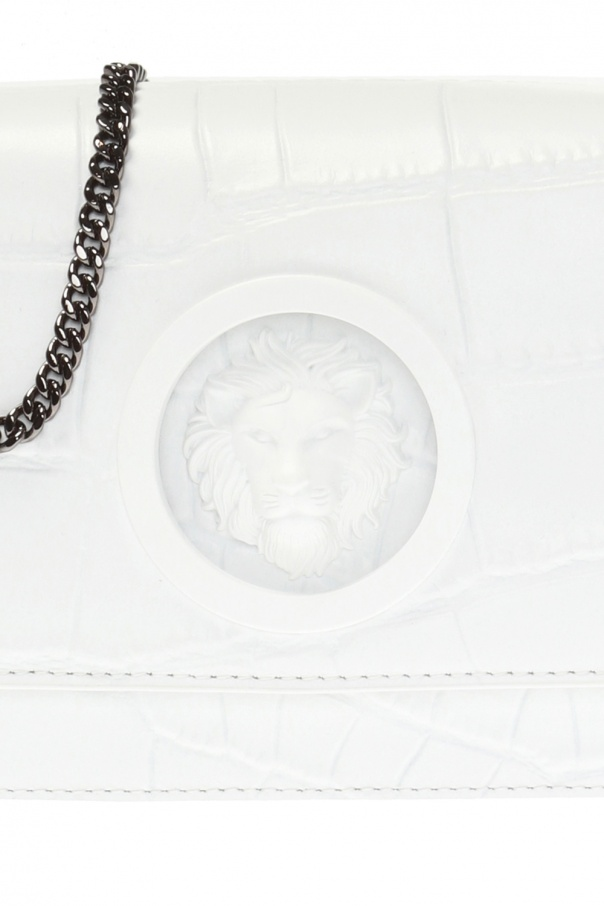 Lion head motif shoulder bag Versace Versus - Vitkac shop online 691fc1b609099