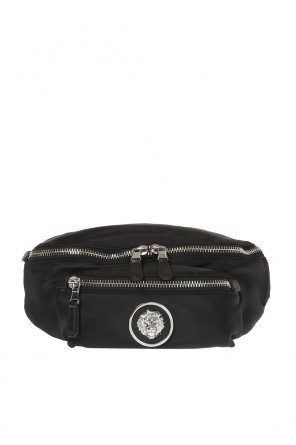Lion head belt bag od Versace Versus