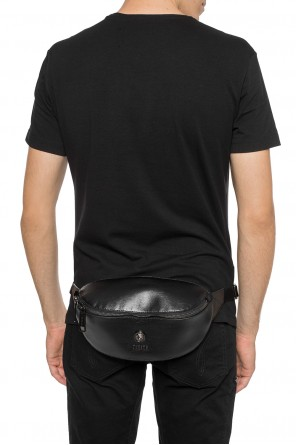 Leather belt bag od Versace Versus