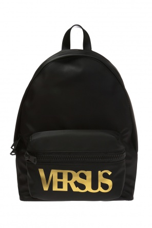 Branded backpack od Versace Versus