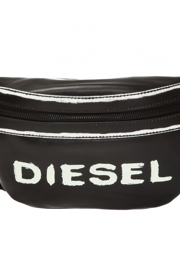 Branded belt bag od Diesel
